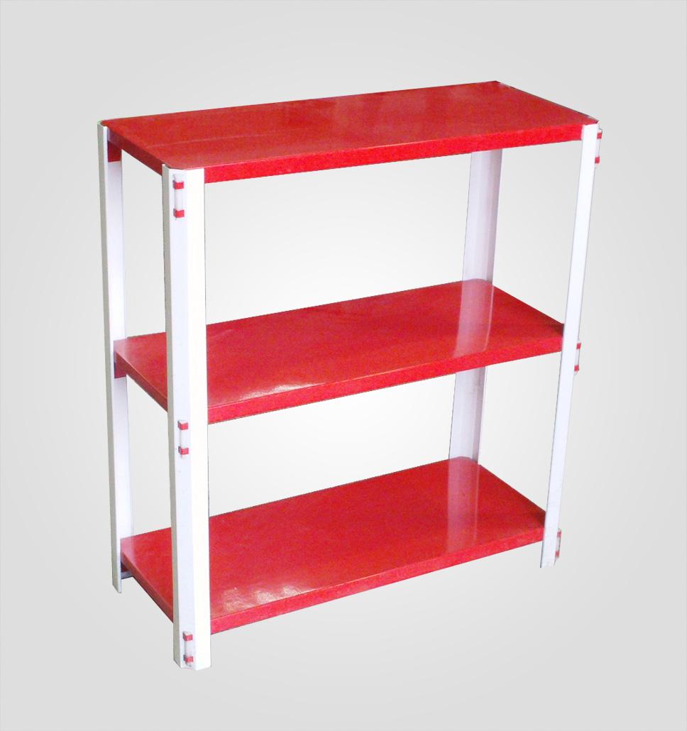 2 Rows Light Load Storage Unit