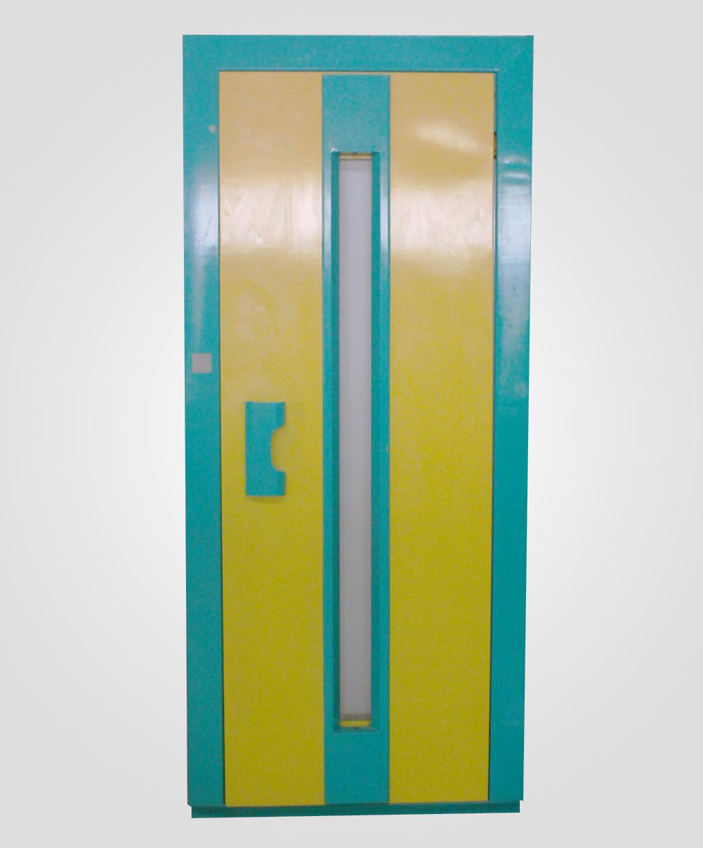 باب مصعد (نوع أ)