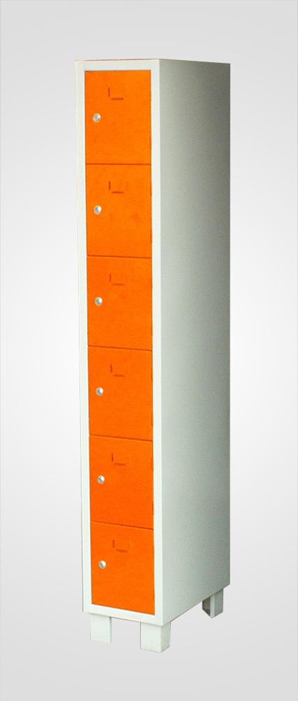 Locker (6 Partitions)