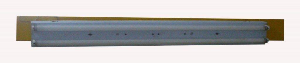 2 Lamps Lighting Fixture (Model B)