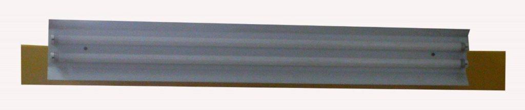 2 Lamps Lighting Fixture (Model C)