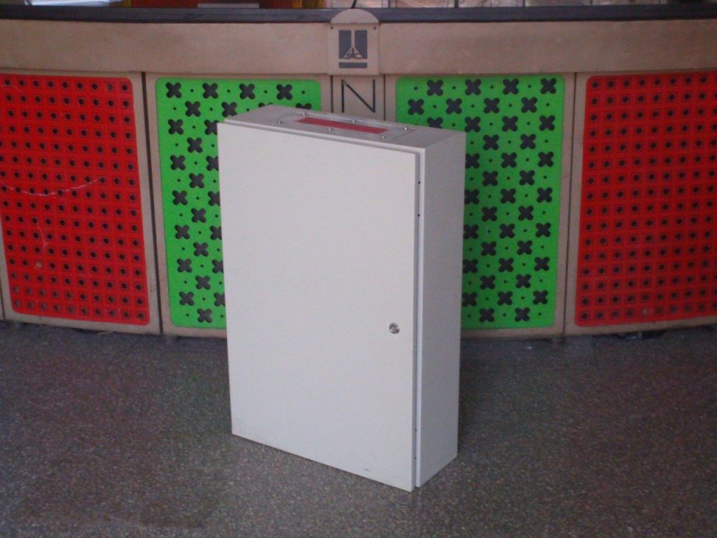 Electrical Panels / 16 Sizes (From 400 x 300 x 100 Upto 1200 x 1000 x 300) / All Colors